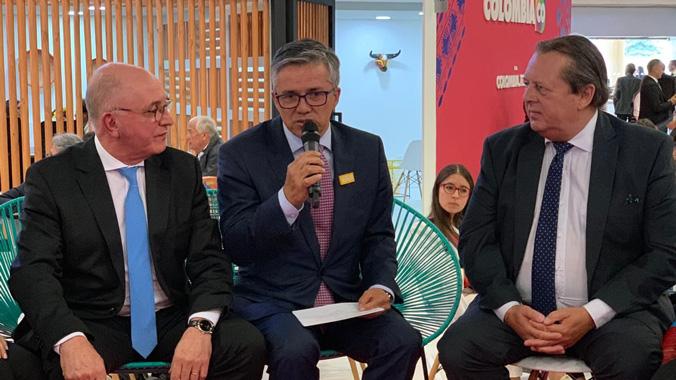 FIEXPO LATIN AMERICA CONFIRMA A COLOMBIA COMO SEDE 2020/2022