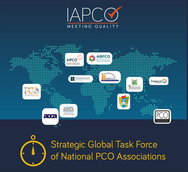 IAPCO Y SU ESTRATEGIA GLOBAL CON ASOCIACIONES NACIONALES DE OPC'S
