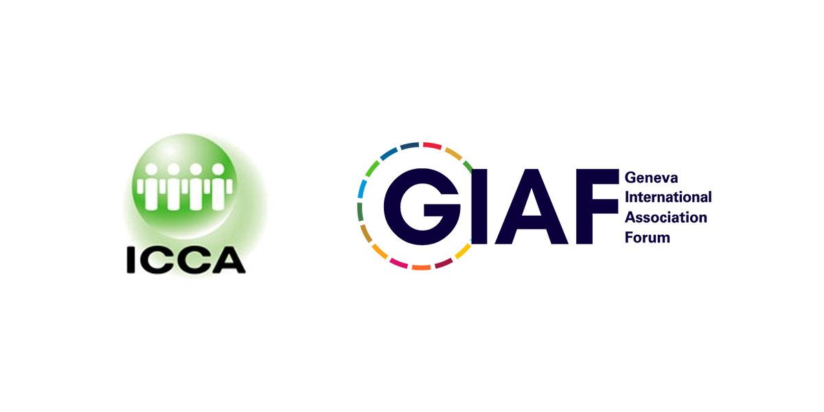 ICCA SE ASOCIA A GENEVA INTERNATIONAL ASSOCIATION FORUM (GIAF)