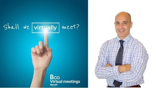 BCO CONGRESOS PRESENTA BCO VIRTUAL MEETINGS. El Primer Foro Tecnológico Para Reactivar Y Reinventar El Turismo