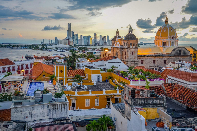 COLOMBIA SE PREPARA PARA LA REACTIVACIÓN