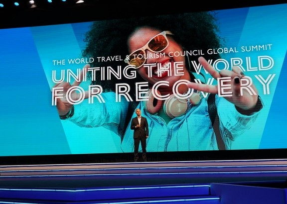 Cumbre Global WTTC 2021 En Cancún