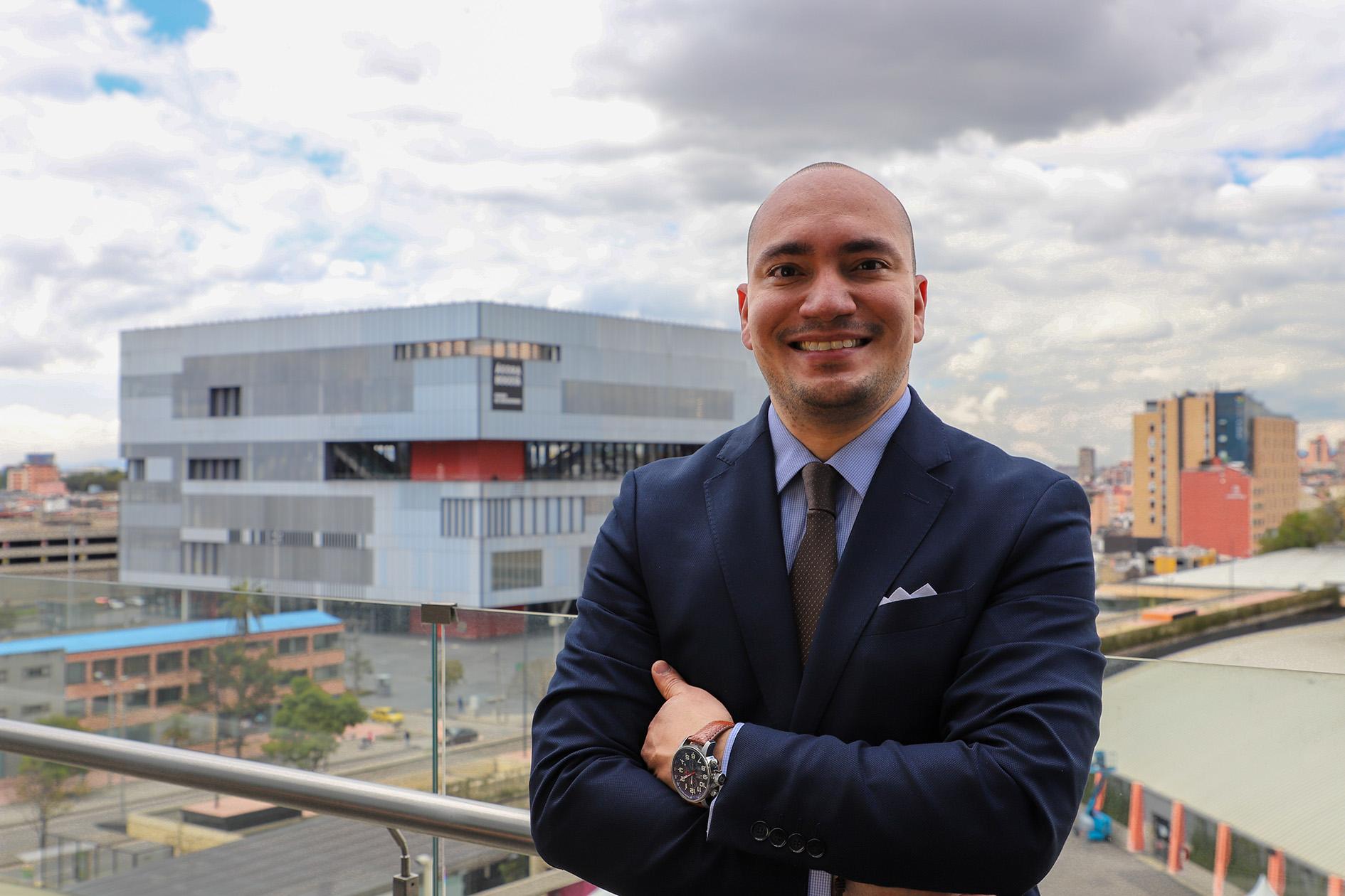 ANDRÉS ESCANDÓN ES EL NUEVO DIRECTOR REGIONAL PARA AMÉRICA LATINA Y EL CARIBE DE ICCA.