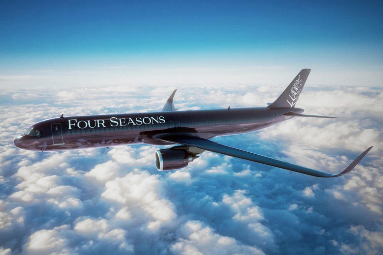 Four Seasons Elige Y Le Apuesta A Latinoamérica Para Sus Programas De Ultra Lujo Post Covid En El 2021 A Bordo De Su Nuevo Jet Privado