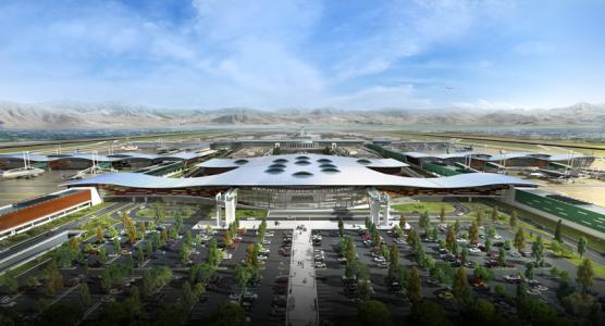 SCL – Una Nueva Era Comienza En El Aeropuerto Arturo Merino Benítez