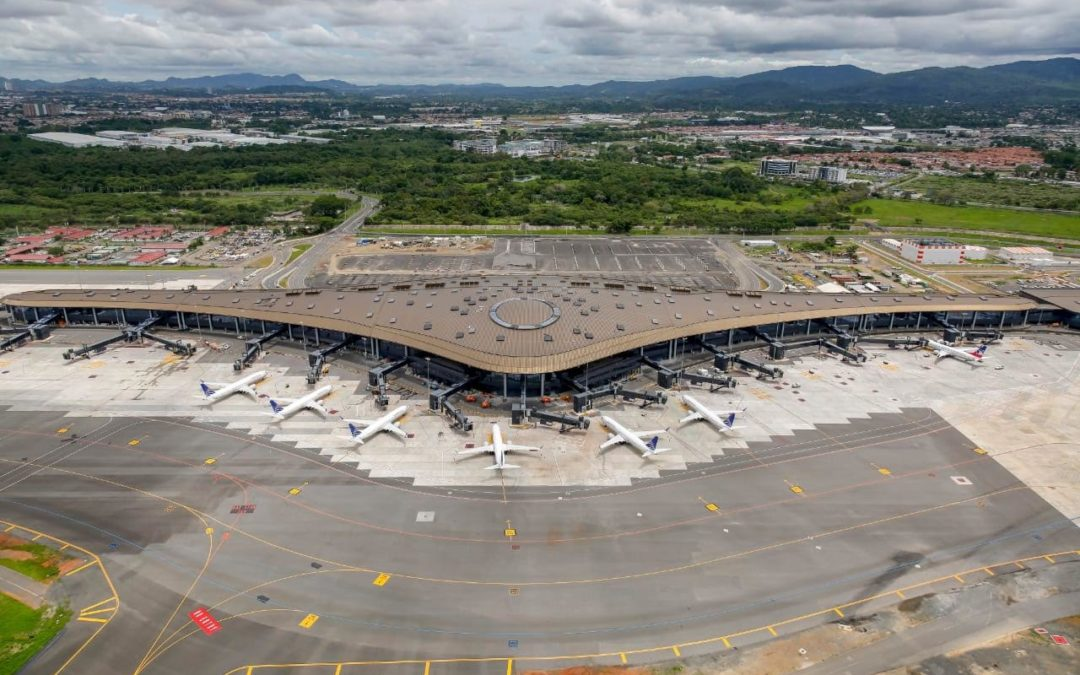 Aeropuerto De Tocumen En Panamá Pone En Marcha Nuevo Sistema De Seguridad Para Pasajeros En Tránsito