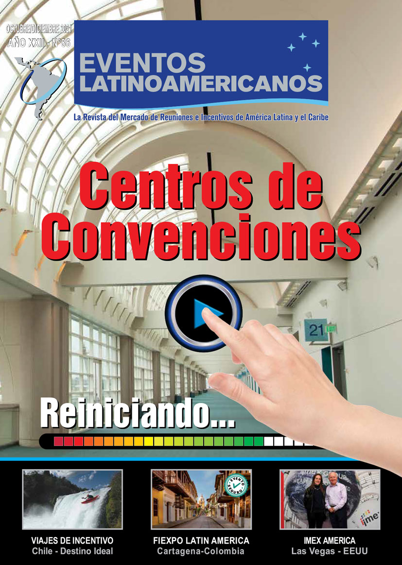 Revista Eventos Latinoamericanos - edicion 86