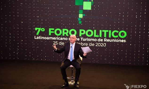 Grandes Logros Se Llevaran A Cabo Durante El Foro Político Latinoamericano Sobre Turismo De Reuniones En FIEXPO