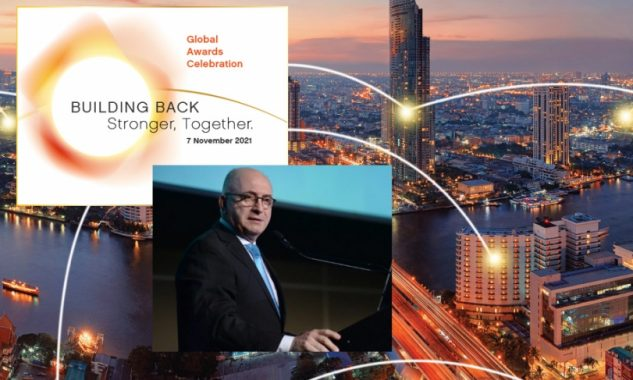 Arnaldo Nardone Ingresa Al «Hall Of Leaders» De La EIC / Events Industry Council